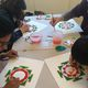 Yantra Painting: Sacred Geometry (Day2)