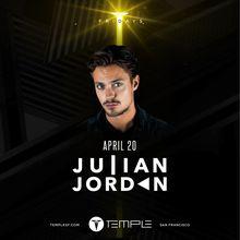 JULIAN JORDAN at Temple SF (series group)