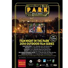 Film Night in the Park: American Hustle