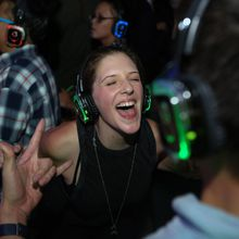 All Night Happy Hour Silent Disco