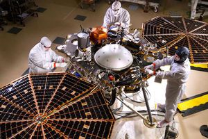InSight Lander: Mission to ...