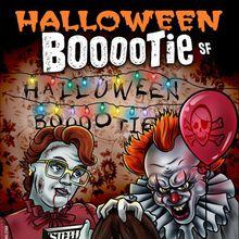 BOOTIE SF: Halloween Booootie!