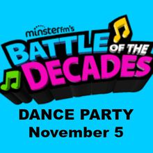 Battle of the Decades Singles Dance Party