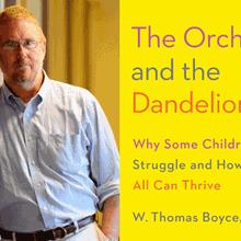 W. THOMAS BOYCE, M.D. at Books Inc. Campbell