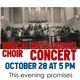 Free Gospel Concert in SF, Sunday Oct. 28 at 5pm