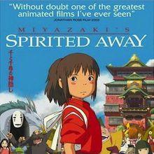 """15th Anniversary Screenings of Hayao Miyazaki's critically-acclaimed """"Spirited Away"""""""