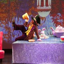 Mark Foehringer's Alice In Wonderland