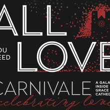 Carnivale: A Gala Inside Grace Cathedral