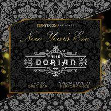 The Dorian | San Francisco | New Year's Eve Party