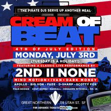 CREAM OF BEAT REUNION - 4TH OF JULY WEEK CELEBRATION