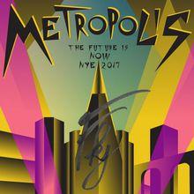 Metropolis NYE 2017 w/ FKJ