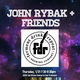 John Rybak + Friends at Ferment, Drink, Repeat