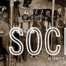 VR Social at Yancy's Saloon