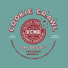 Valencia Holiday Cookie Crawl