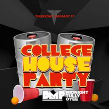 Temple's College House Party