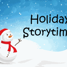 Holiday Storytime at Books Inc. Palo Alto