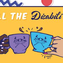 Spill the Disabili-tea: An afternoon workshop with the Glamputee