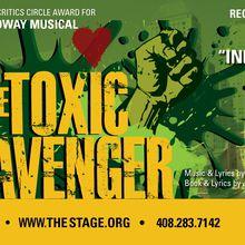 The Toxic Avenger Musical