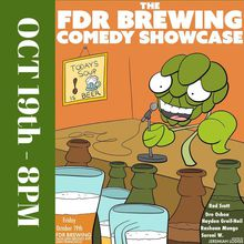 Comedy Showcase and Beer!