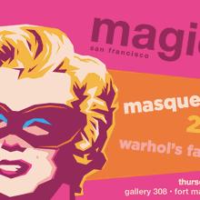 Magic Gala 2019: Andy Warhol Factory