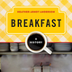 "Heather Arndt Anderson ""Breakfast: A History"""