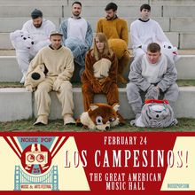 NP 25: Los Campesinos! with Crying