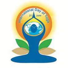 International Yoga Day at the Center