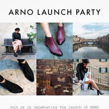ARNO COOPERATIVE Unveils Capsule Collection at San Francisco Launch Party