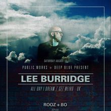 Lee Burridge