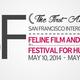 INTERGALACTIC FELINE FILM + VIDEO FESTIVAL FOR HUMANS
