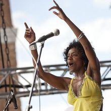 Niki J Crawford NYE Soul / Funk Throwdown Boom Boom Room San Francisco