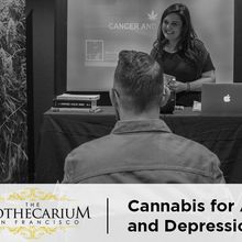 Cannabis for Anxiety and Depression -- Free Class at The Apothecarium