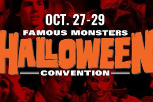 Famous Monsters Halloween C...