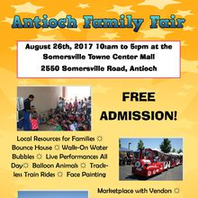 Antioch Family Fair