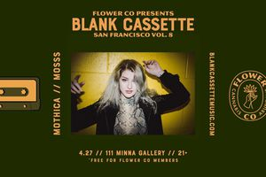 Flower Co presents: Blank C...