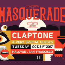 Halcyon and DJ Mag Sessions present Claptone Masquerade + Special Guest