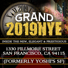 Fillmore New Years Eve