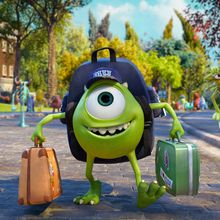 Halloween Movie Night: Monsters U at SF Civic Center - Ages 12 and under