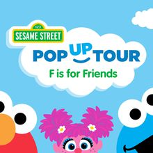 Sesame Street: F is for Friends