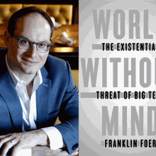 Slate Presents FRANKLIN FOER with ISAAC CHOTINER