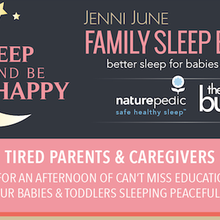 Jenni June Family Sleep Event