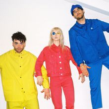 Paramore - Tour Two
