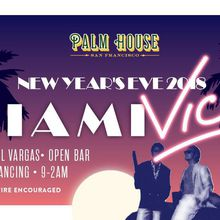 Palm House New Years Eve Party 2018