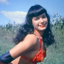 Bettie Page Lookalike Contest and Movie Opening