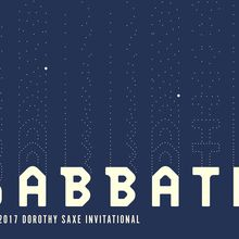 Sabbath: The 2018 Dorothy Saxe Invitational Awards—Discussion and Reception