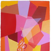 Telegraph Hill Gallery presents 'Shapes of Abstract' with Ernest Regua and Joshua Rampage