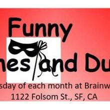 Funny Dames and Dudes - Brainwash