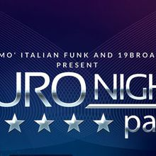 Euro Night Fest w/ Sonamo, Rumbahia & Rue' 66