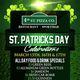 4th St Pizza * St. Patrick's Day Marathon :: March 15th, 16th, 17th