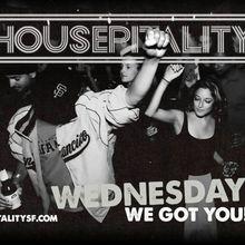 Housepitality: Monty Luke   SF's Best Wednesday Party